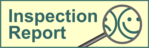 Inspection report